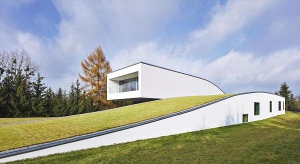 Độc đáo thiết kế biệt thự hiện đại