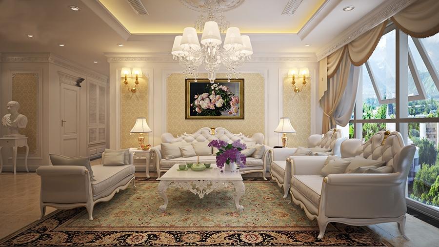 Dịch vụ thiết kế nội thất chung cư trọn gói