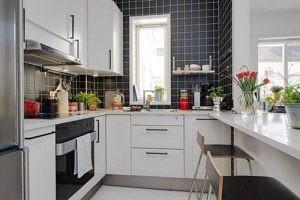Thiết kế phong thủy nhà bếp cho căn hộ chung cư
