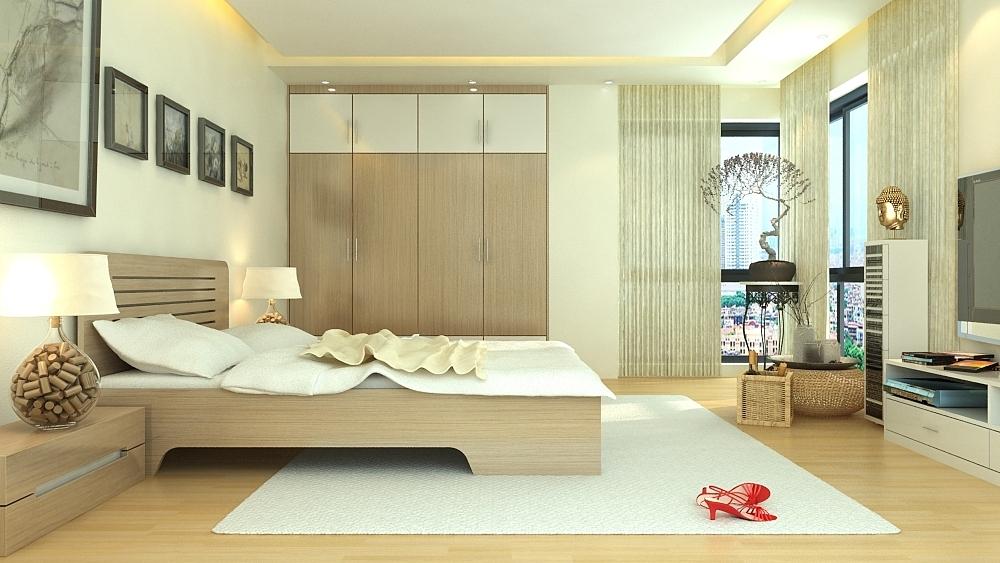 thiết kế nội thất căn hộ chung cư giá rẻ cao cấp