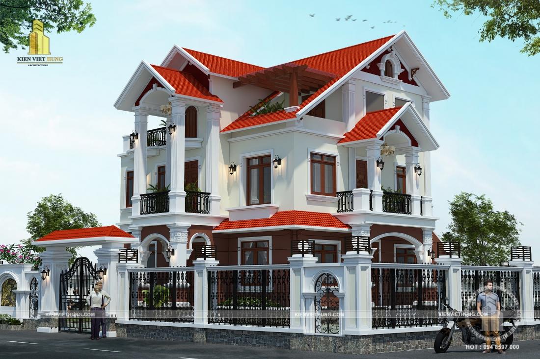 Nhà pho 3 tang