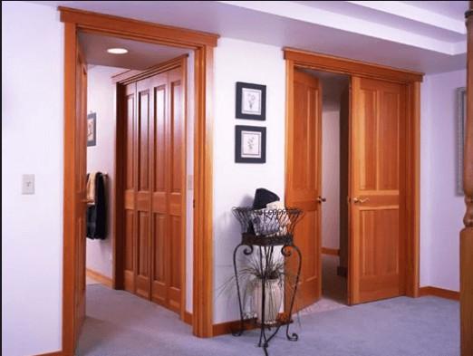 chọn cửa gỗ phù hợp thiết kế nhà