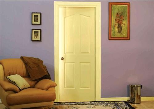 2- Màu sắc cùng các yếu tố khác của cửa gỗ phù hợp thiết kế nhà