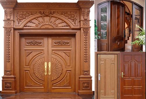 Những tiêu chí cần quan tâm khi chọn cửa gỗ phù hợp thiết kế nhà