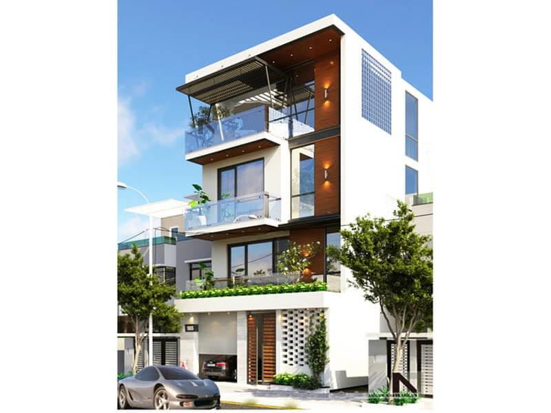 Cảm nhận ngôi nhà phố thời thượng nhất Việt Nam L16028