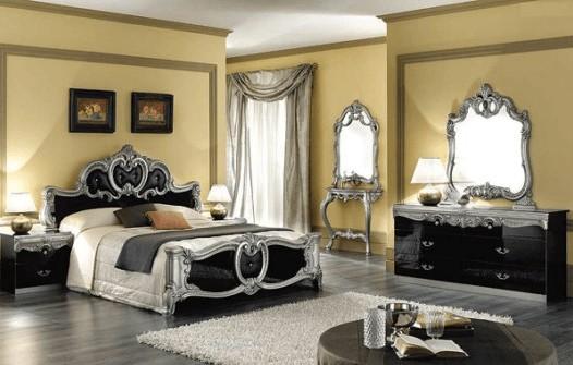 Đặt gương trong phòng ngủ không được đối diện giường ngủ