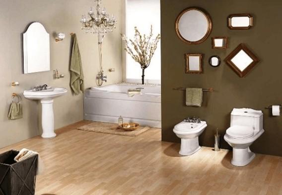 Hướng phòng tắm nên đặt ở vị trí xấu?