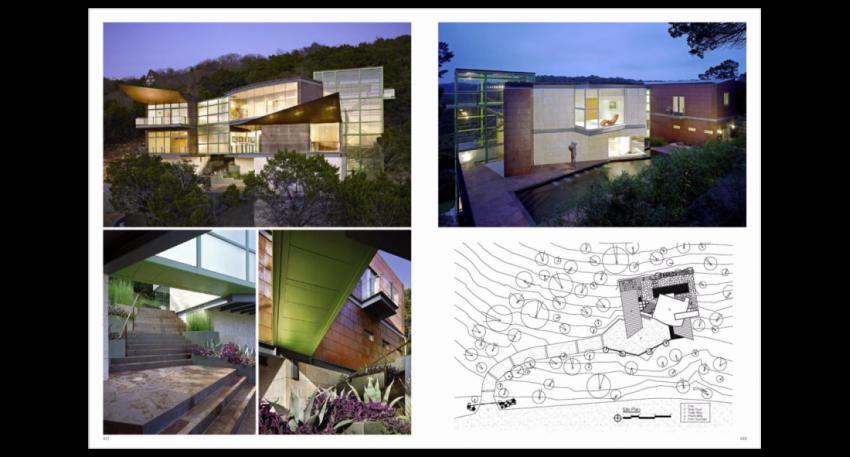 Giới thiệu một số mẫu thiết kế biệt thự hiện đại đầy phá cách sáng tạo