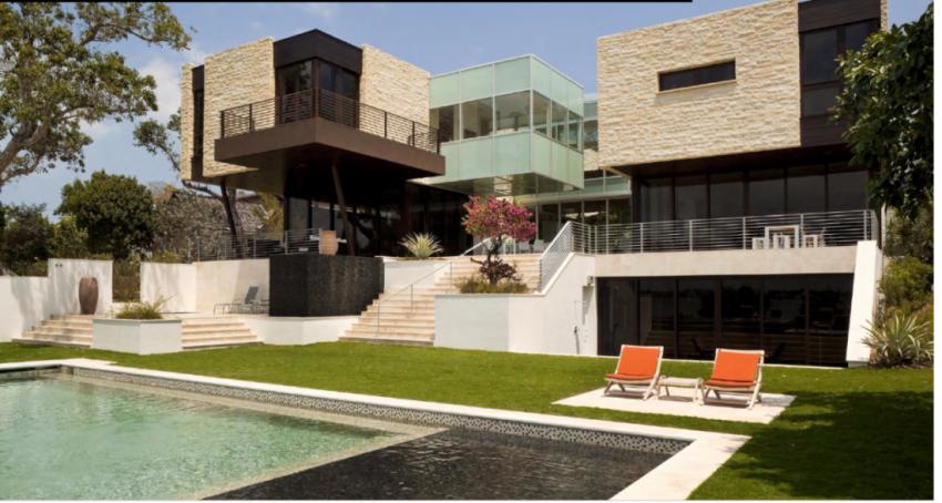 Mẫu thiết kế biệt thự theo phong cách Châu Âu đẹp