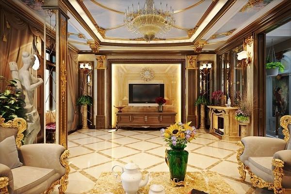 """""""Mẹo"""" để tạo nên phong cách thiết kế nội thất cổ điển"""