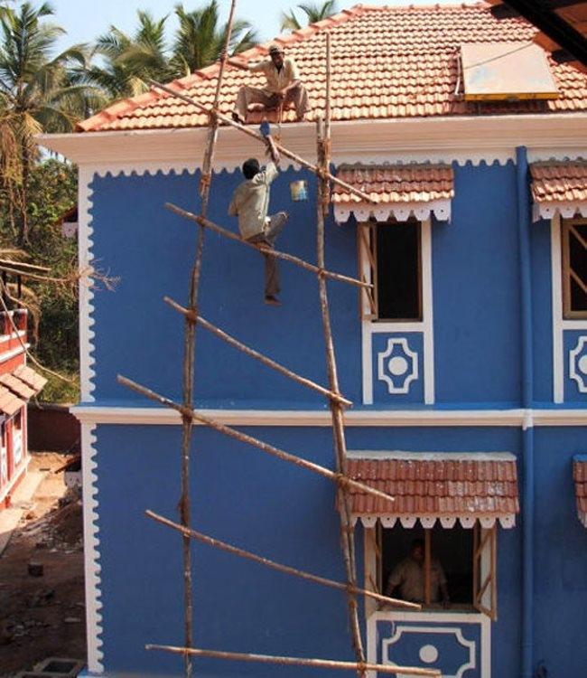 Tác hại của việc xây nhà không thiết kế