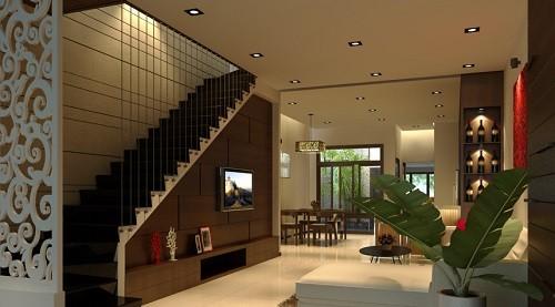 phong thủy cầu thang trong nhà