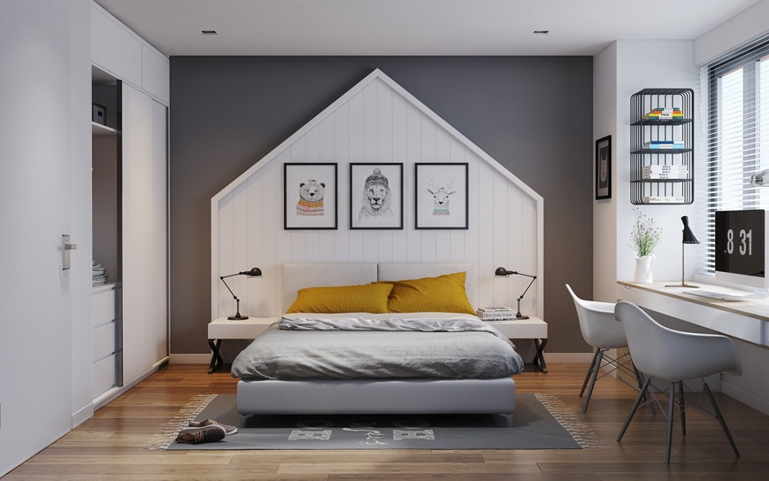 Phòng ngủ có ảnh hưởng tới sức khỏe con người