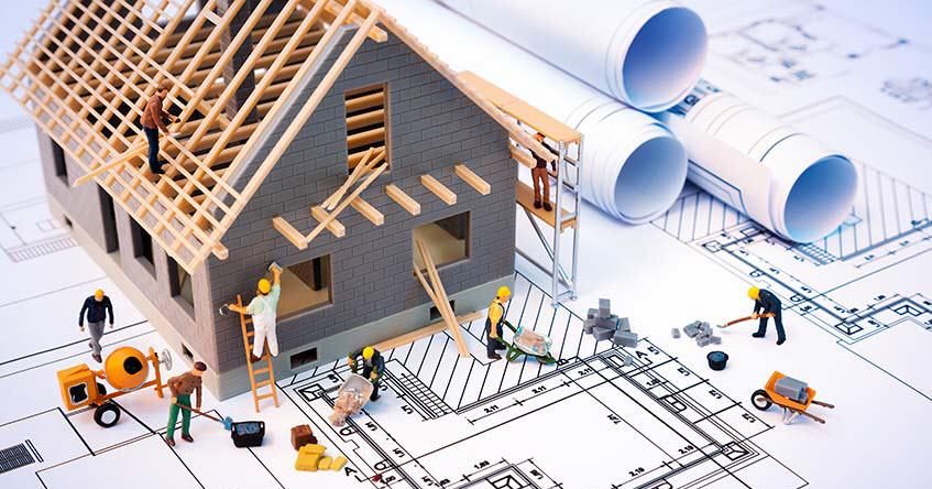 3 thời điểm xây nhà trong năm 1