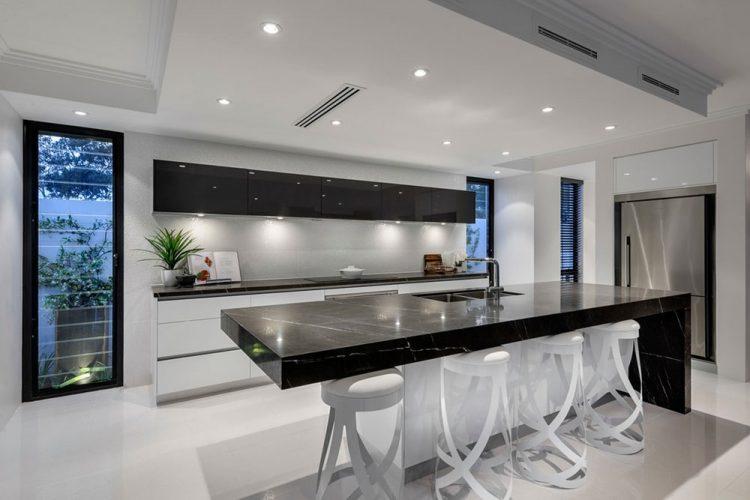 6 mẫu thiết kế nội thất nhà bếp đẹp hiện đại