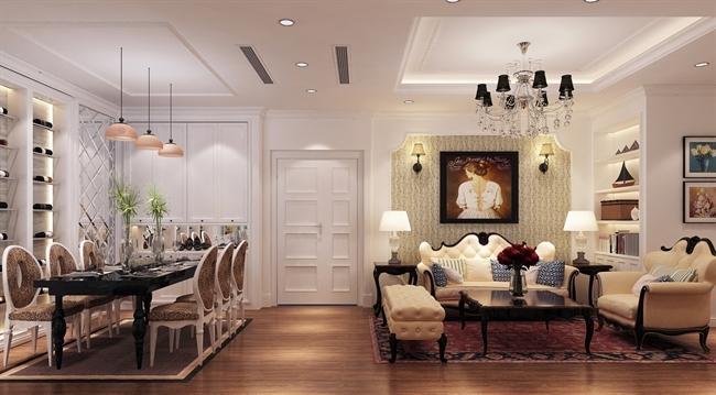 Thiết kế nội thất chung cư ở đâu là đẹp nhất?