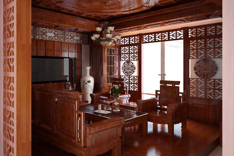Nội Thất Á Đông phong cách đẹp