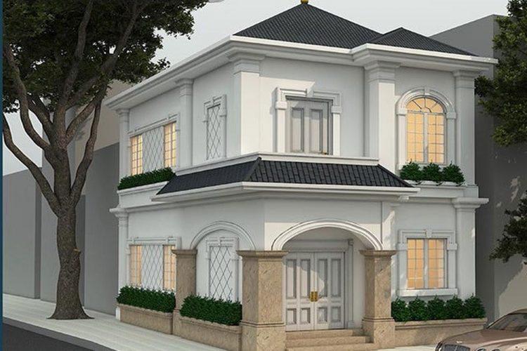 thiết kế biệt thự ở Điện Biên