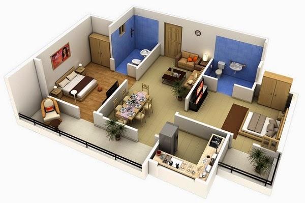 Xu hướng lựa chọn thiết kế chung cư 100m2 hiện đại