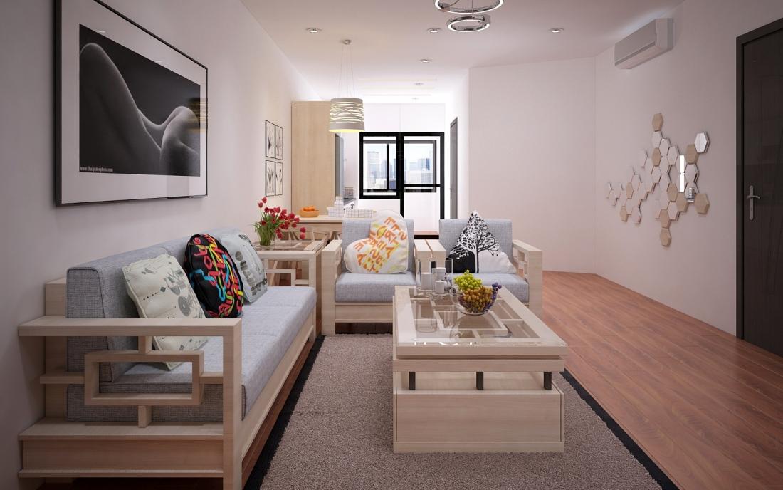 Lựa chọn mua những căn hộ chung cư đang là xu thế hiện nay
