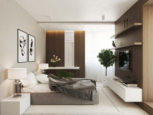 Khu vực nghỉ ngơi của gia đình tiện nghi hơn với các đồ nội thất đanăng