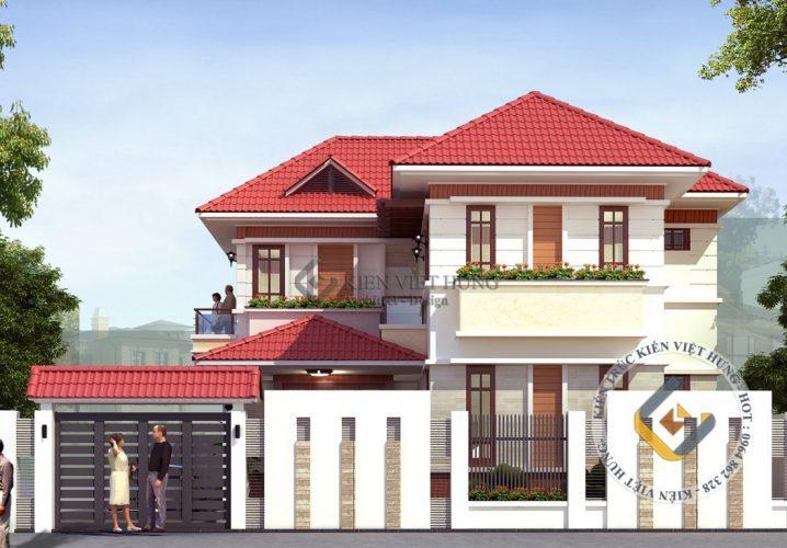 thiết kế biệt thự ở Quảng Ninh siêu đẹp