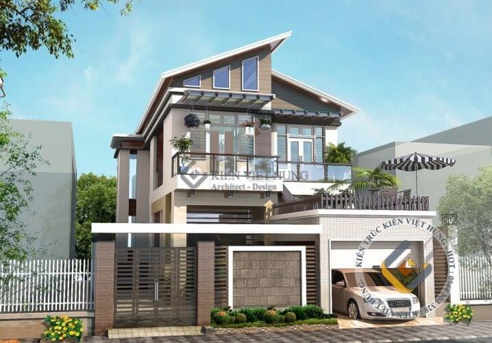 thiết kế biệt thự ở Thanh Hóa